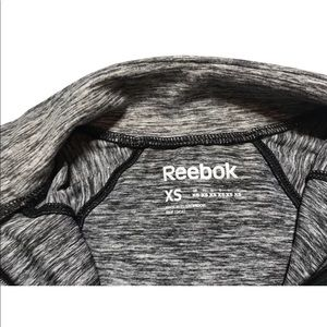 Reebok Other - Reebok Pullover 3/4 zip Jacket XS